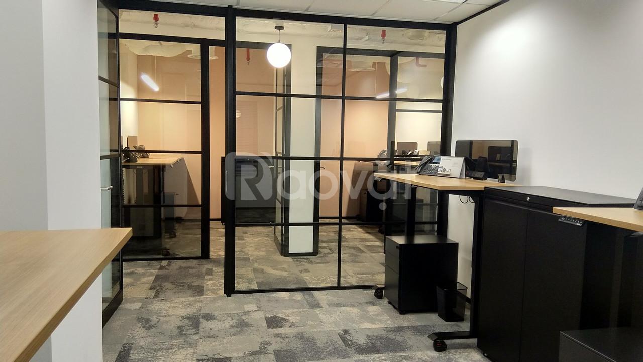 Cho thuê văn phòng quận 1 - Leaderreal