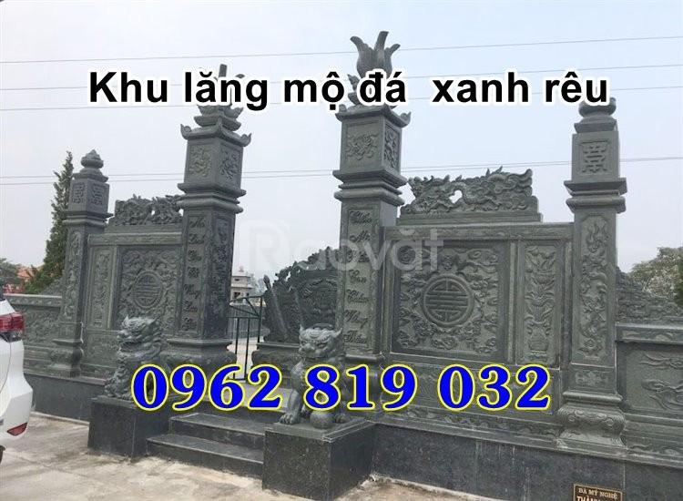 Địa chỉ làm khu lăng mộ gia tộc - Khu lăng mộ gia đình đẹp