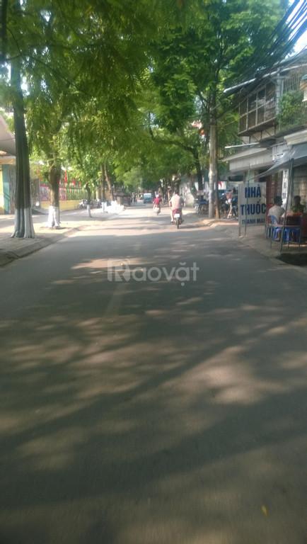 Nhà mặt phố gần chợ Đồng Xa kinh doanh 2 mặt đường, 48mx5T