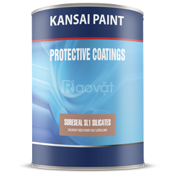 Nhà phân phối sơn sàn Epoxy hệ 3 thành phần Kansai Uy tín giá rẻ