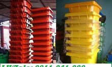 Thùng phân loại rác 120lit