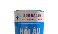 Mua bán sơn chịu nhiệt Hải Âu 600 độ màu nhũ bạc giá rẻ cho sắt thép