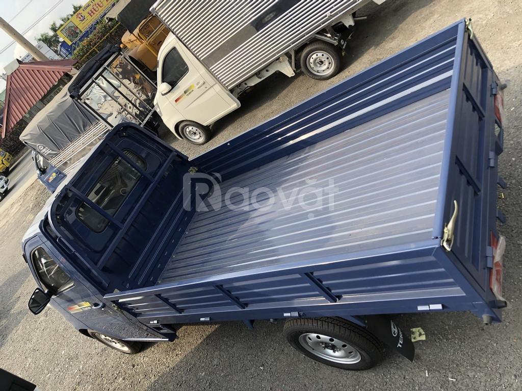 Xe tải Tera 100 động cơ Mitsubishi tải trọng 900kg thùng kín