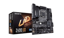 Mainboard Gigabyte Z490 UD Onlysupport for 10thGeneration IntelLGA1200