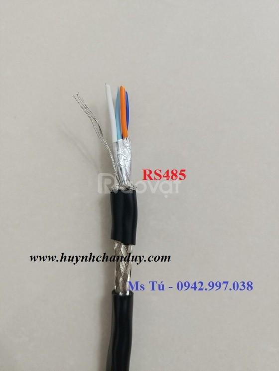 Cáp RS485 - Cáp truyền thông công nghiệp 1P 22AWG (0.35mm2)