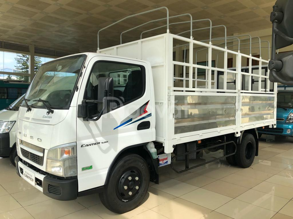 Xe tải Thaco FUSO CANTER 4.99 thùng MB