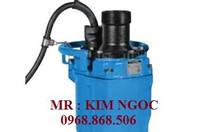 0968868506 máy bơm nước thải công nghiệp 1.5kw 2.2kw 3.7kw tsurumi