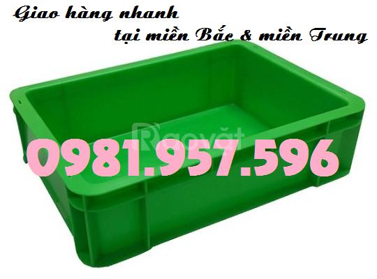 Hộp nhựa công nghiệp 1T, hộp nhựa đựng linh kiện cao 1T