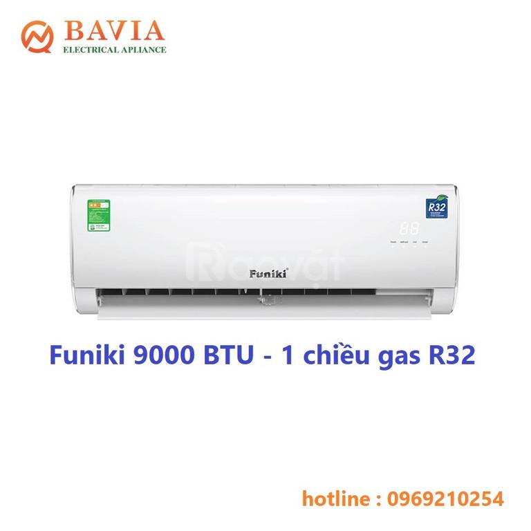 Điều hòa Funiki 9000 R32 BAVIA-HSC09MMC
