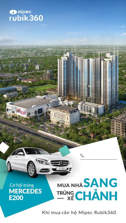 2.207 tỷ căn hộ 2pn full đồ cao cấp tại Mipec Cầu Giấy