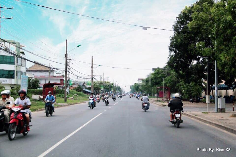 Đất mặt tiền Lê Hồng Phong, thuận tiện xây nhà nghỉ