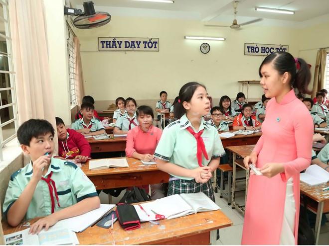 Tuyển sinh trung cấp sư phạm tiểu học hệ chính quy tại Hồ Chí Minh