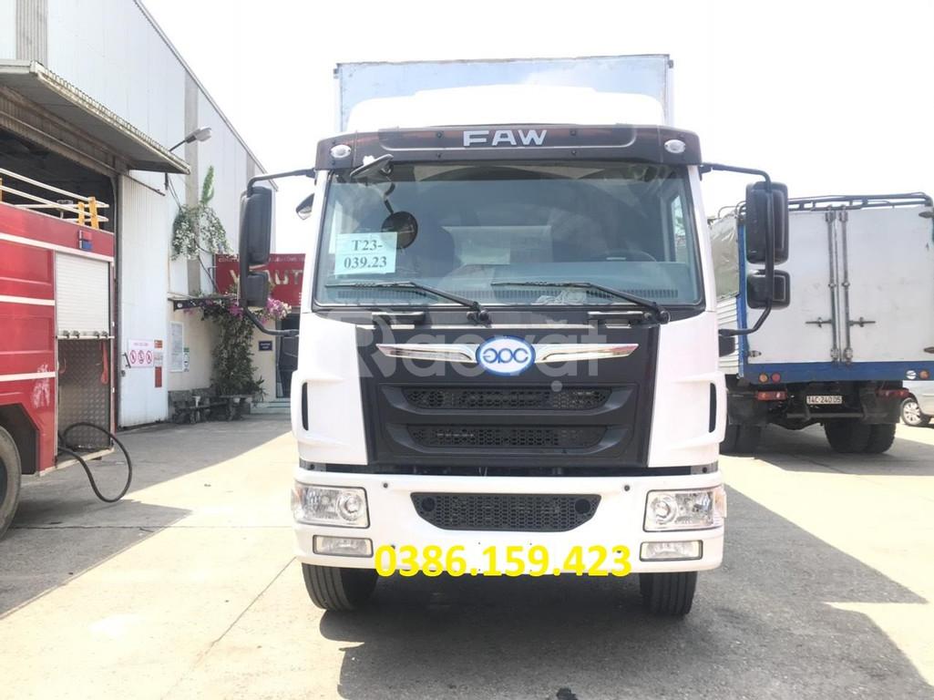 Xe tải faw 8 tấn thùng dài 8 mét - 2020   faw 8 tấn thùng dài giá rẻ .