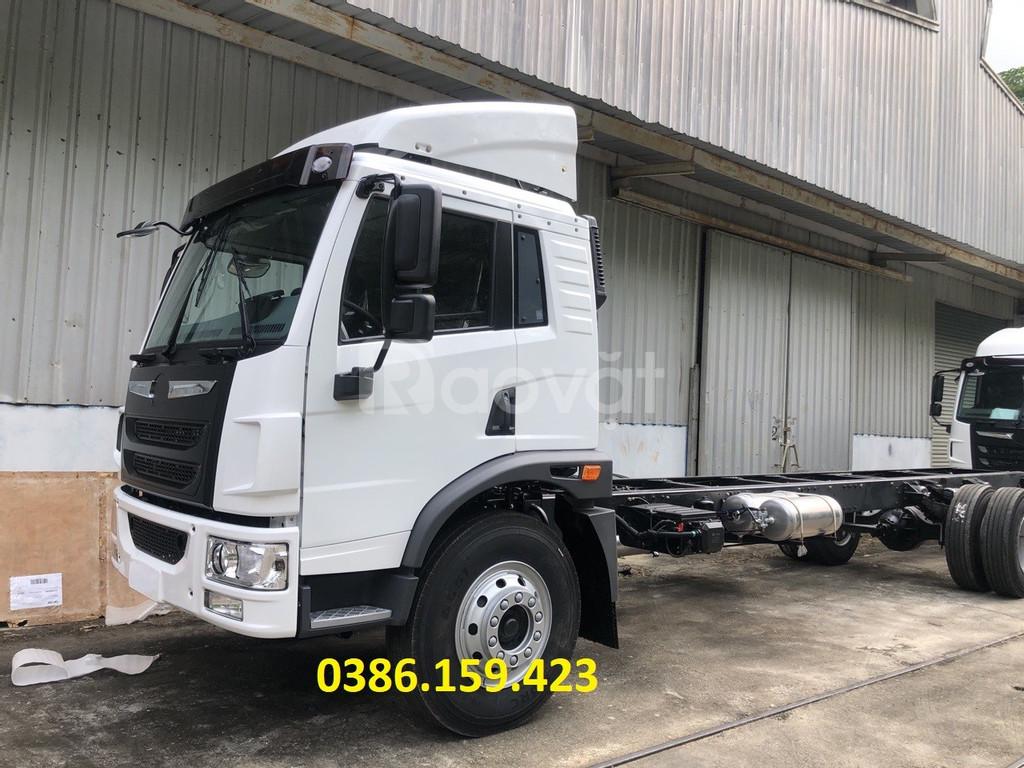 Xe tải faw 8 tấn thùng dài 8 mét - 2020 | faw 8 tấn thùng dài giá rẻ .