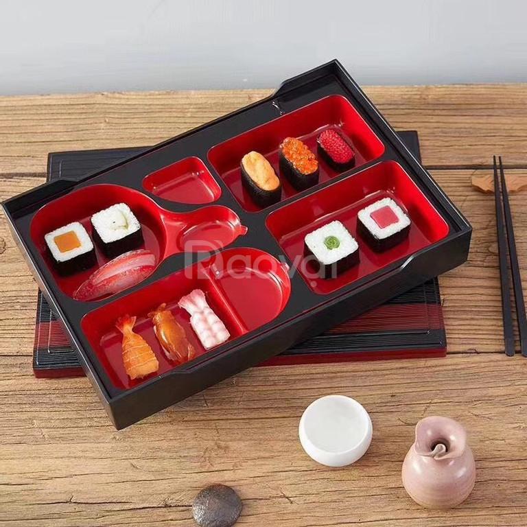 Hộp bento theo phong cách Nhật rẻ