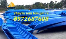 Chuyên cung cấp thuyền, xuồng nhựa composite dùng câu cá, du lịch