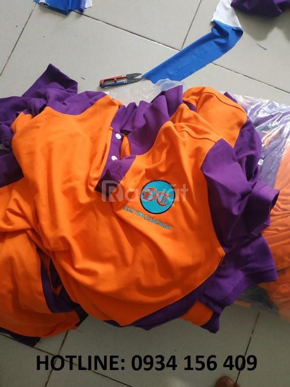 Dịch vụ may áo thun cá sấu giá tốt chất lượng