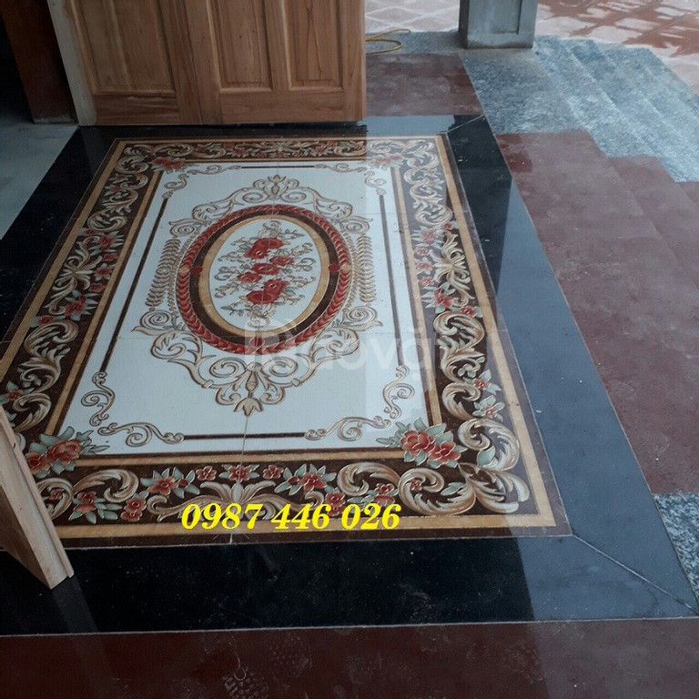 Gạch thảm gạch lát nền nhà (ảnh 5)