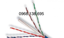 Cáp CommScope (AMP) chính hãng cat.6 UTP – 1427254-6