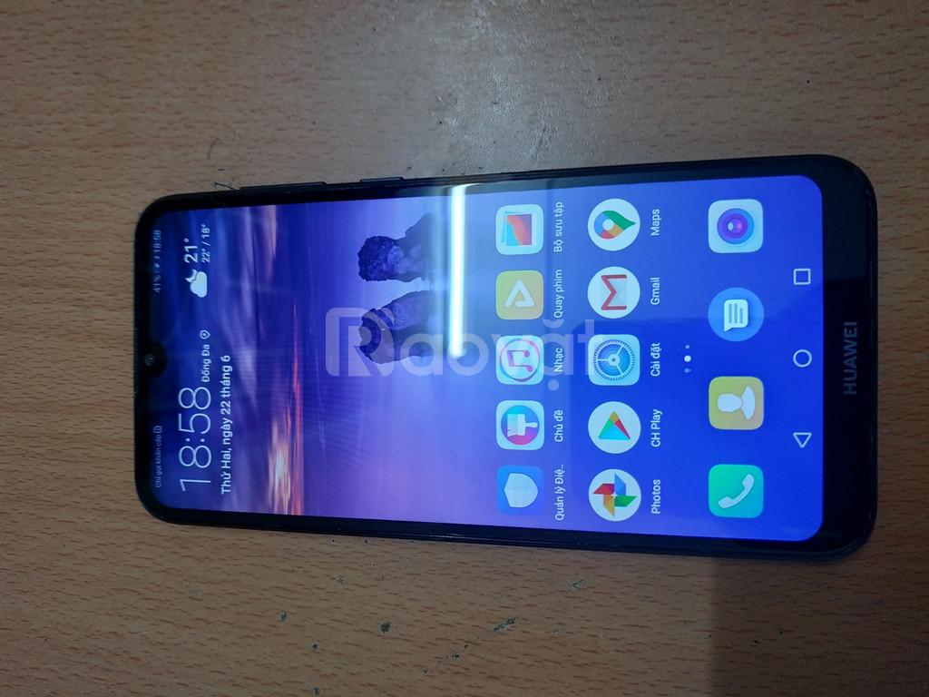 Huawei Y7 Pro 2019 đen giá rẻ