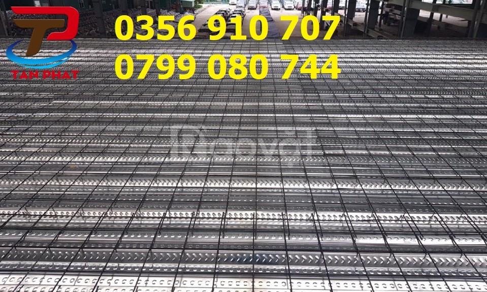 Lưới thép hàn, lưới mạ kẽm làm hàng rào D5, lưới đổ bê tông