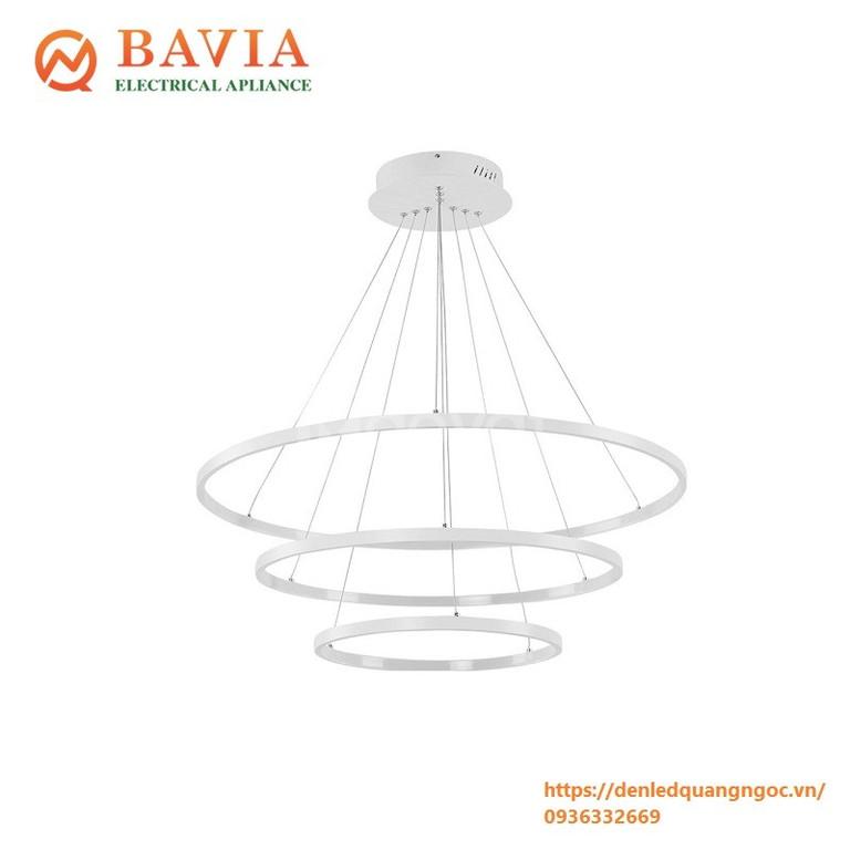 Đèn thả vòng hiện đại BAVIA QN-1719