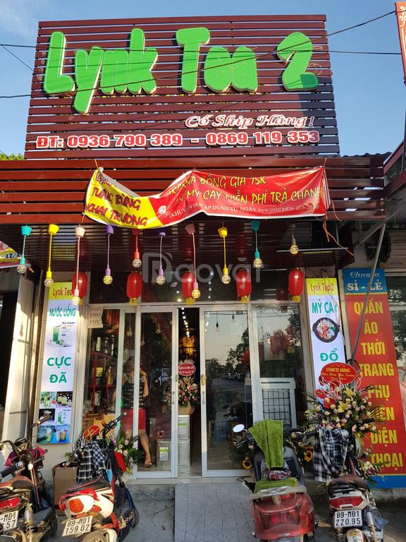Bộ máy tính tiền cảm ứng cho quán trà sữa tại Hưng Yên giá rẻ (ảnh 4)