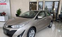 Toyota vios E MT  giảm sốc tại Toyota Bắc Ninh