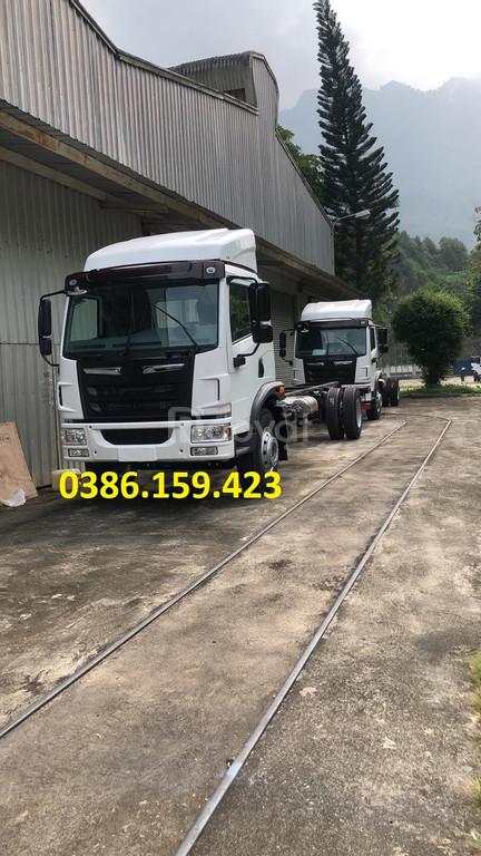 Xe tải thùng dài 8 tấn giá rẻ +Trung Quốc | faw 8 tấn thùng dài 8met