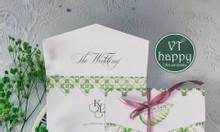 Miễn phí in hình thiệp cưới Vthappy
