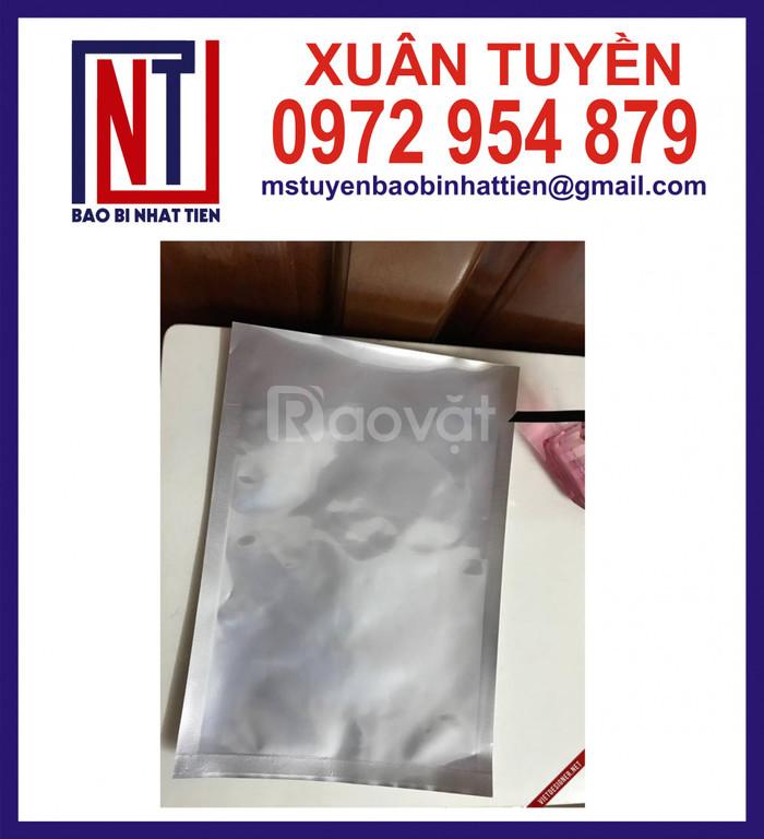 Túi bạc 3 biên, cung cấp túi ghép nhôm