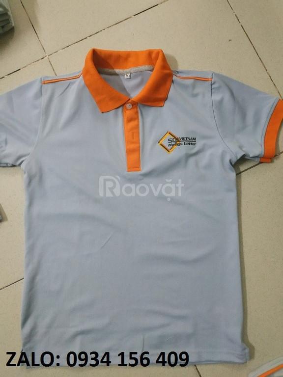 Bình Dương may áo thun đồng phục công ty giá tốt
