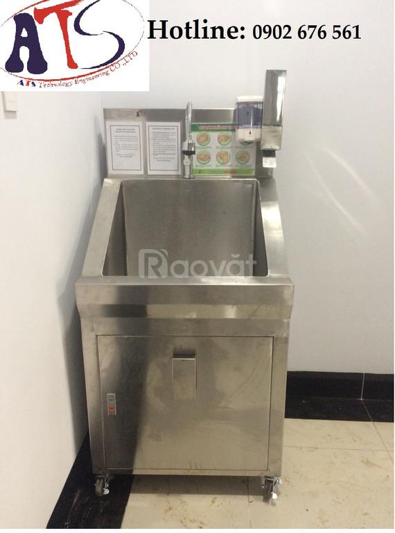 Bồn rửa tay vô khuẩn (ảnh 3)