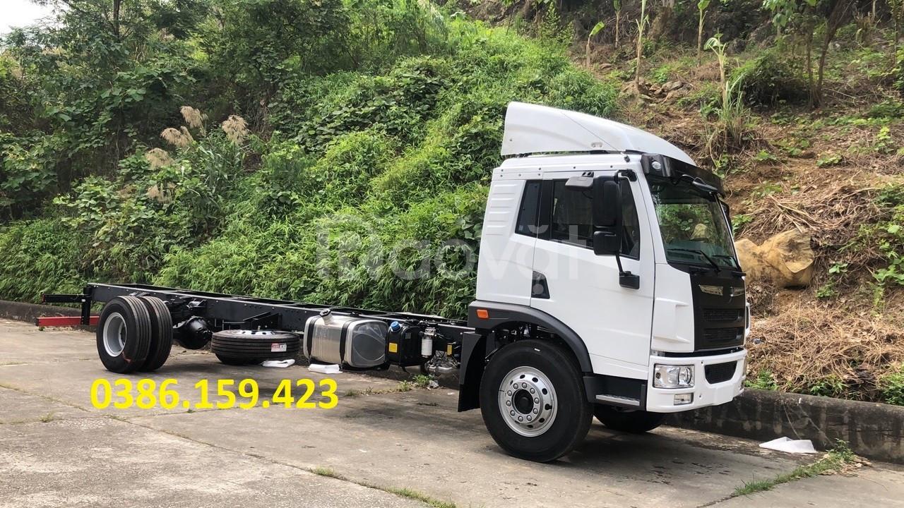Xe tải thùng dài 8 tấn giá rẻ +Trung Quốc   faw 8 tấn thùng dài 8m.