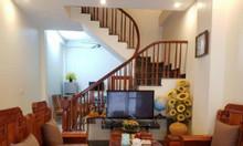 Nhà nhỏ mà có võ nha phố Nguyễn Khoái 39m2x5t