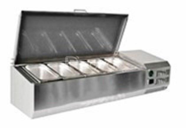 Tủ giữ nóng thức ăn, Food Warmer Cart(2-Door) DH-22-21