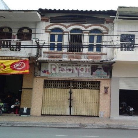 Bán nhà mặt tiền đường Phú Thuận, P.Phú Thuận Quận 7
