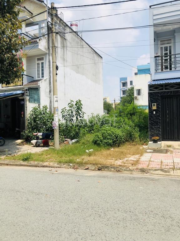 Bán nhanh lô đất đường số 7 trong kdc Tên Lửa,gần bx Miền Tây.