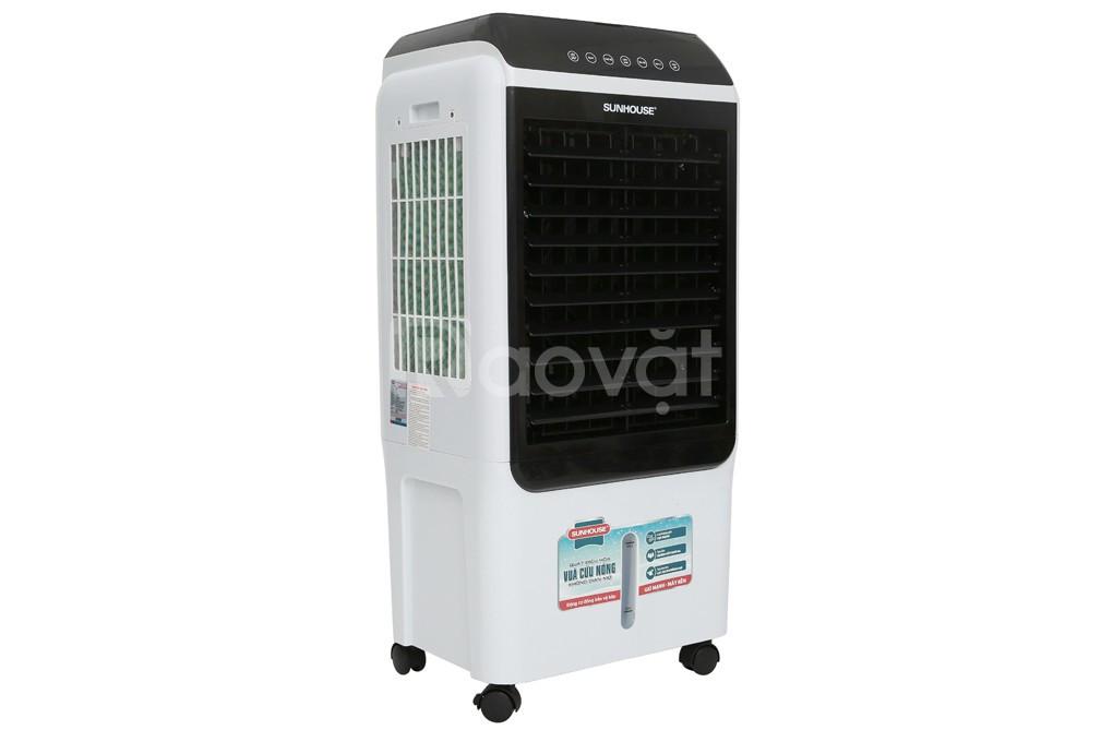 Máy làm mát không khí Sunhouse (SHD7727) nhựa ABS, bình nước 40 lít