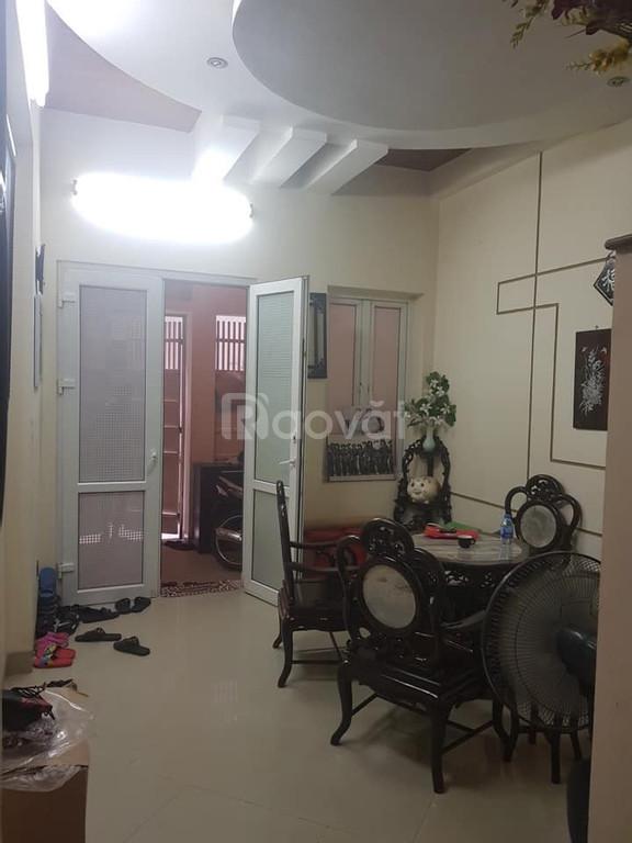 Bán nhà ngõ ô tô Thịnh Quang sát Vĩnh Hồ, Thái Thịnh 45m2 4 tầng 4.8tỷ