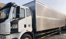 Xe tải thùng dài 10m giá rẻ ở Bình Dương | faw 7t3 thùng dài 10m.