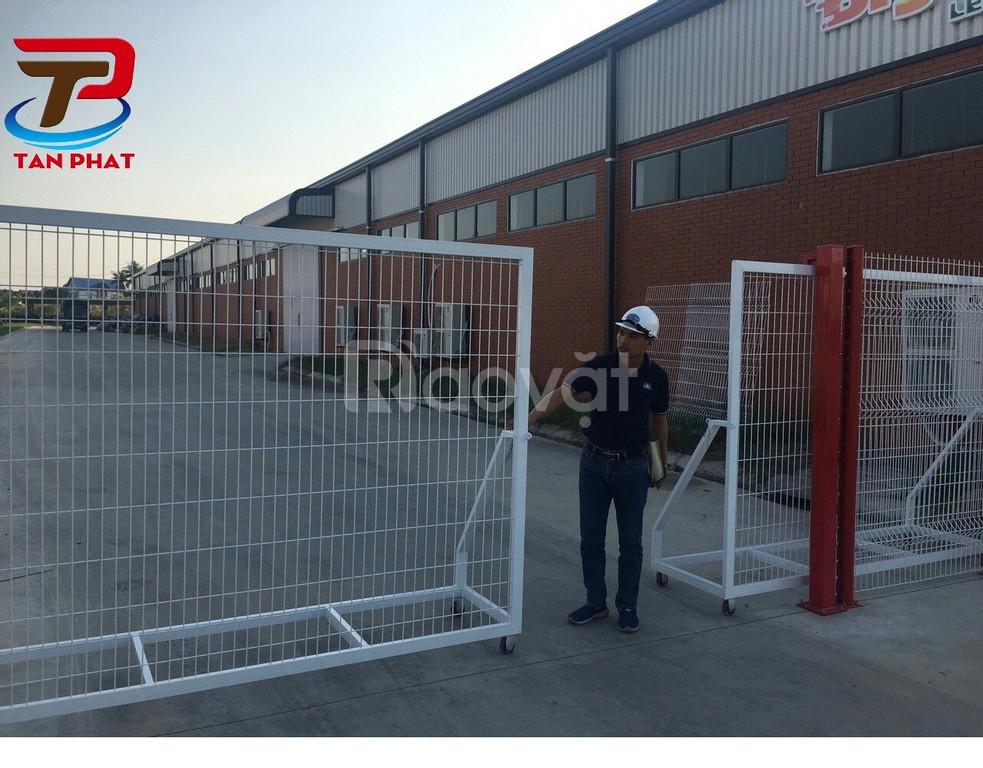 Hàng rào sắt, lưới thép hàn