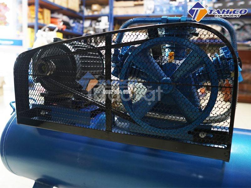 Lồng sắt bảo vệ máy nén khí tại Nha Trang Khánh Hòa