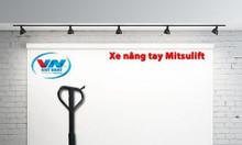 Mua xe nâng tay tìm ngay Mitsulift - Nhật Bản
