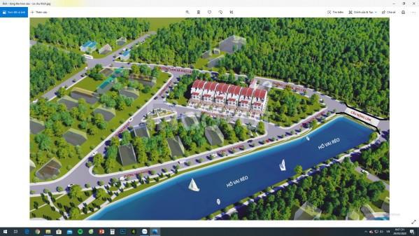 Cần bán gấp 145m2 đất sát hồ Vai Réo đã có sổ đỏ, cách quốc lộ 21 500m