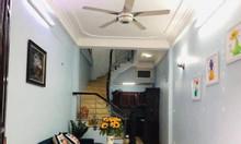 Nhà nhỏ mà có võ nhà phố Nguyễn Khoái 40m2x5t