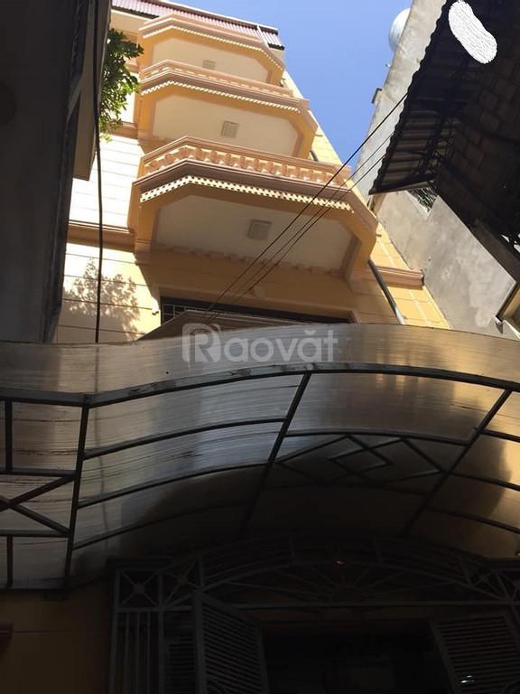 Bán nhà đẹp Quan Thổ 3, 70m, 5 tầng, giá chỉ 4,99 tỷ