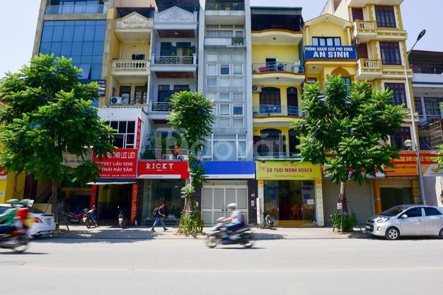 Bán nhà mặt phố Lê Trọng Tấn, Thanh Xuân, 55m2 x 5 tầng, 15 tỷ