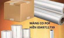 Màng co POF tại Hà Nội cam kết giá rẻ, chất lượng ổn định 2020