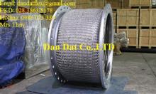 Ống nối kim loại – khớp nối mềm kim loại, khớp nối mềm inox nối bích